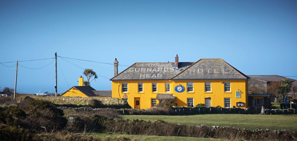 Photo of Gurnard's Head Hotel