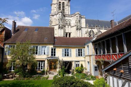Le Jardin de la Cathedrale