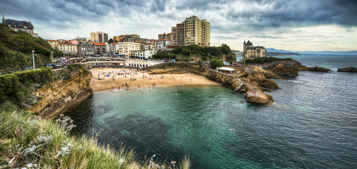 Photo of Biarritz