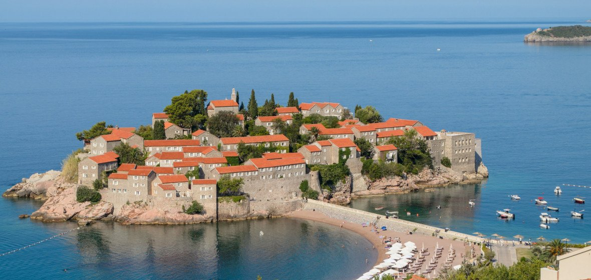Photo of Sveti Stefan