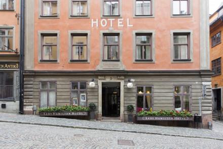 Lady Hamilton Hotel
