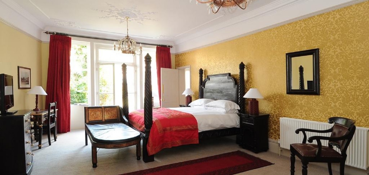 William Cecil Hotel Chic Room