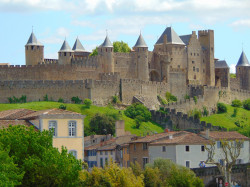 Carcassonne's Younger Side