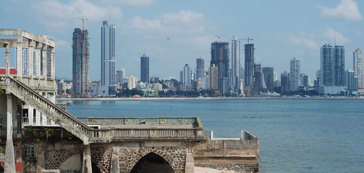 Photo of Panama City