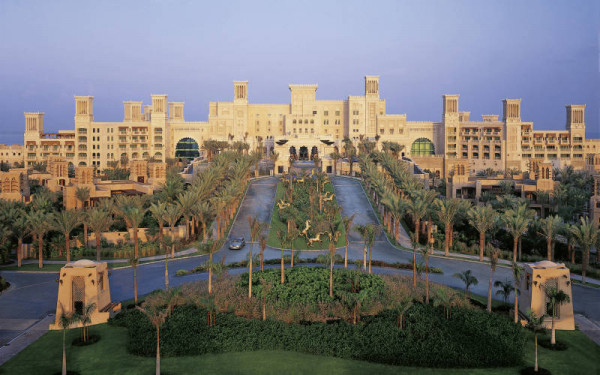 Al Qasr at Madinat Jumeirah