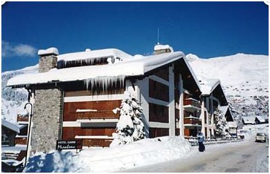Photo of Hotel Mirabeau, Verbier