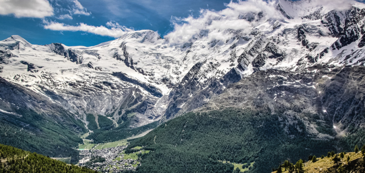 Photo of Saas Fee