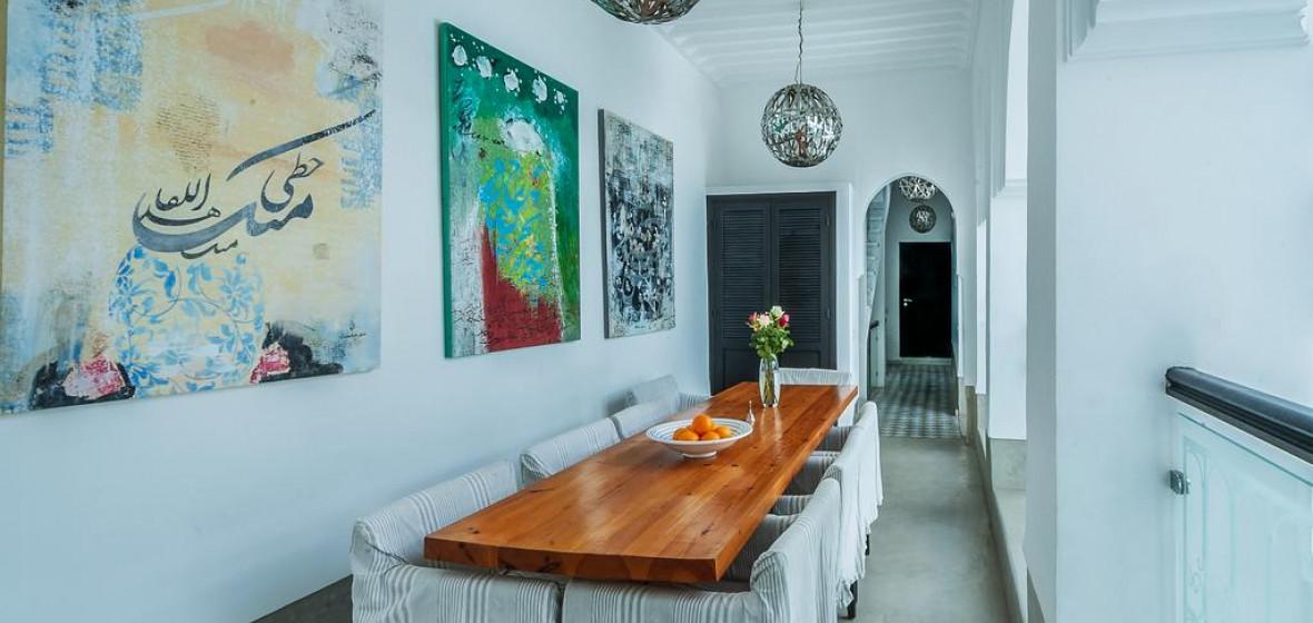 riad sapphire spa marrakech morocco the hotel guru. Black Bedroom Furniture Sets. Home Design Ideas