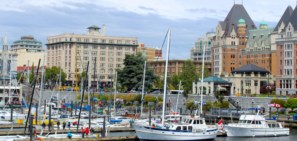 Photo of Victoria, BC