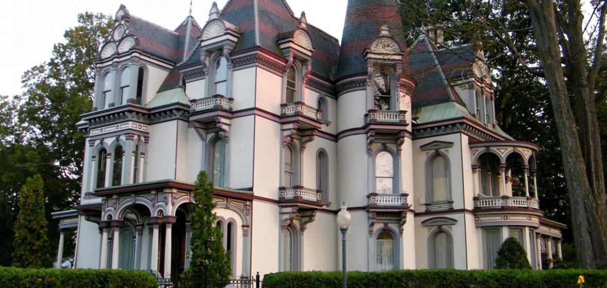 Photo of Batcheller Mansion
