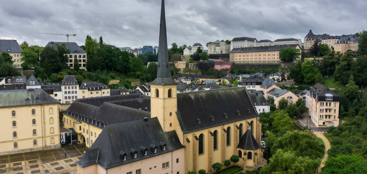 Luxembourg City Apartments
