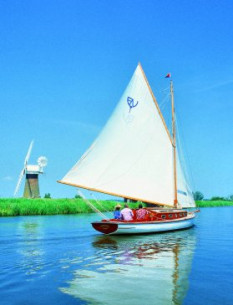 Photo of All Aboard on the Norfolk Broads