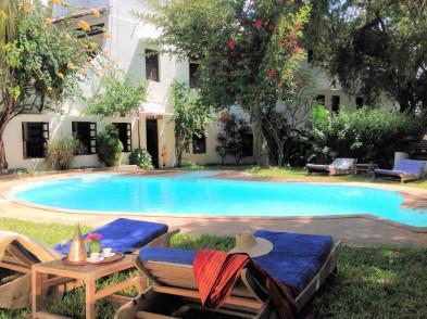 Kijani  Hotel, Lamu