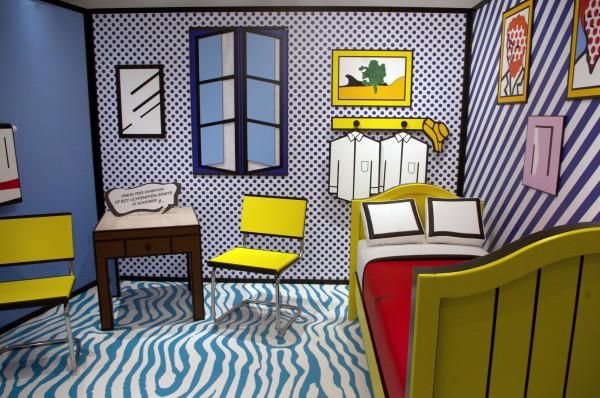Moco Museum Lichtenstein Room