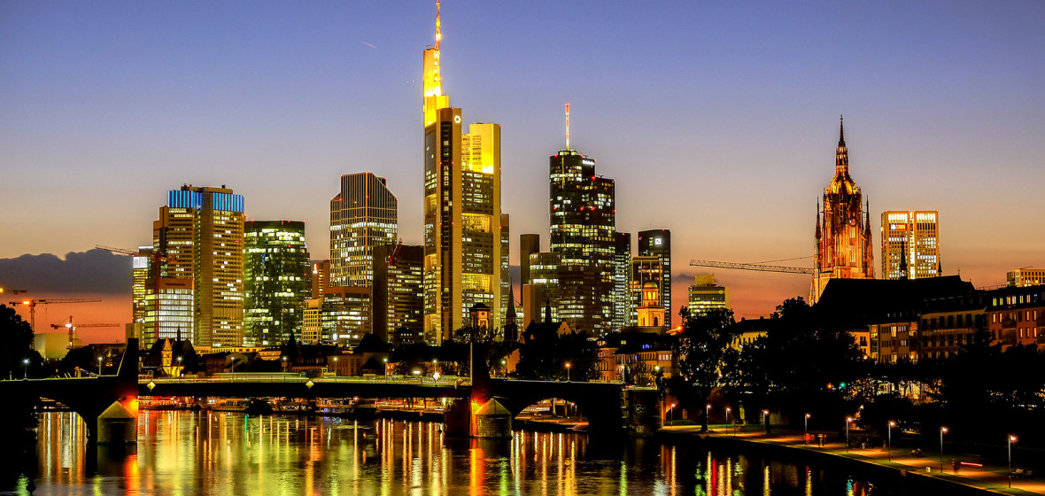 Photo of Frankfurt