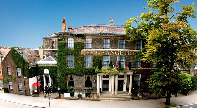 Photo of The Grange Hotel