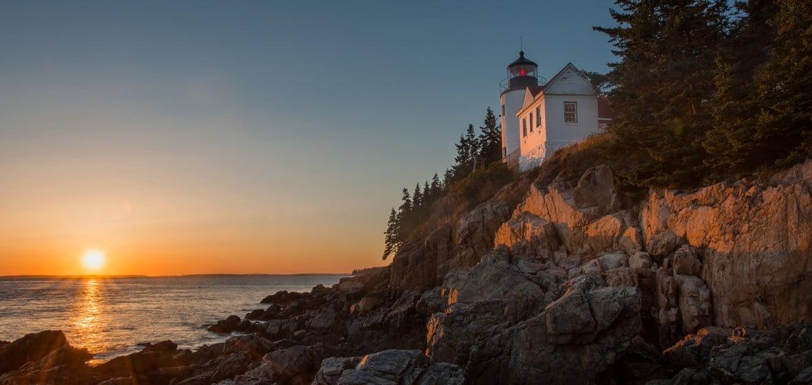 Photo of Maine