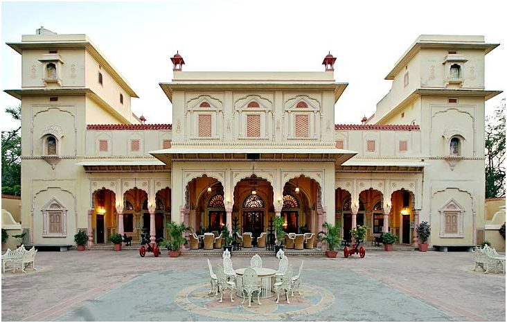 Photo of Narain Niwas Palace