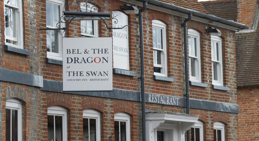 Photo of Bel and the Dragon, Hampshire