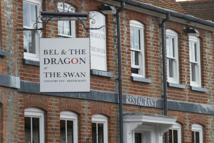 Bel and the Dragon, Hampshire