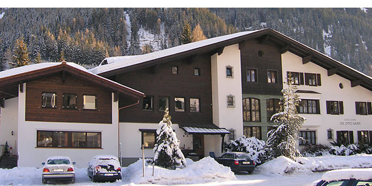 Photo of Hotel Garni Dr Otto Murr