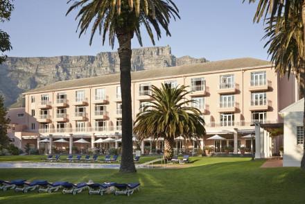 The Belmond Mount Nelson Hotel