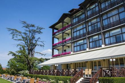 Hotel Ermitage, Evian les Bains