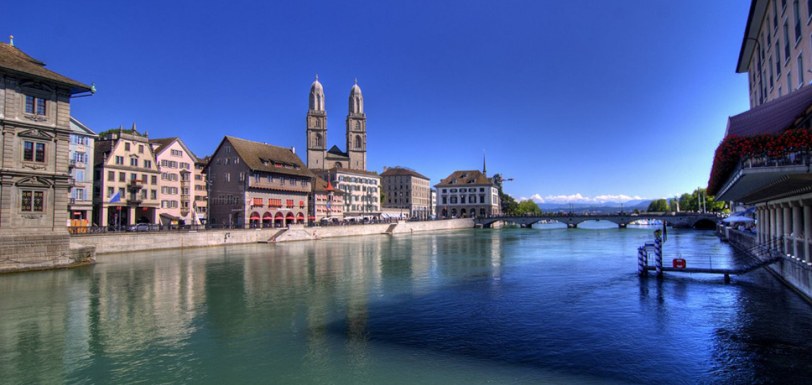 Photo of Zürich