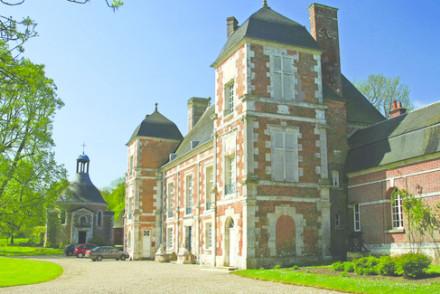 Chateau de Bonnemare