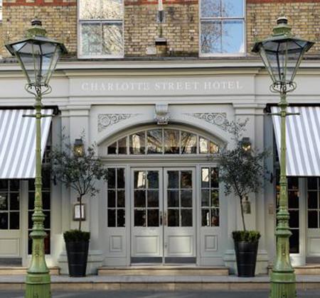 Photo of Charlotte Street Hotel
