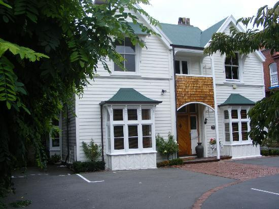 Photo of The Grange Boutique B&B and Motel