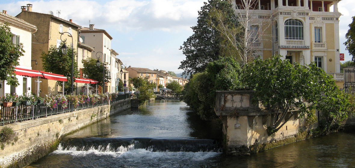 Best places to stay in l 39 isle sur la sorgue france the for Hotels isle sur la sorgue