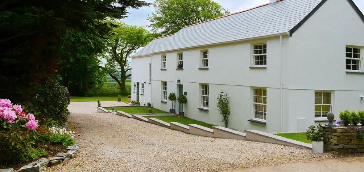 Photo of Caroe Farmhouse