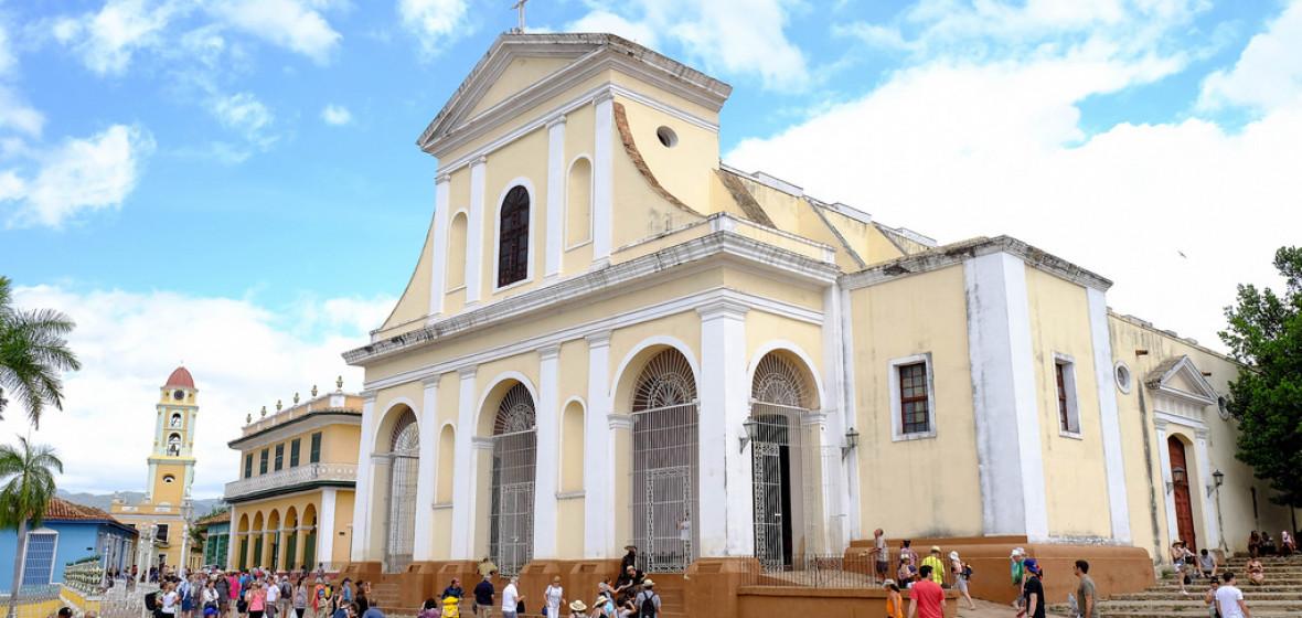 Photo of Trinidad, Cuba