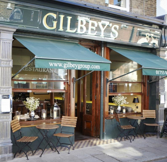 Photo of Gilbey's