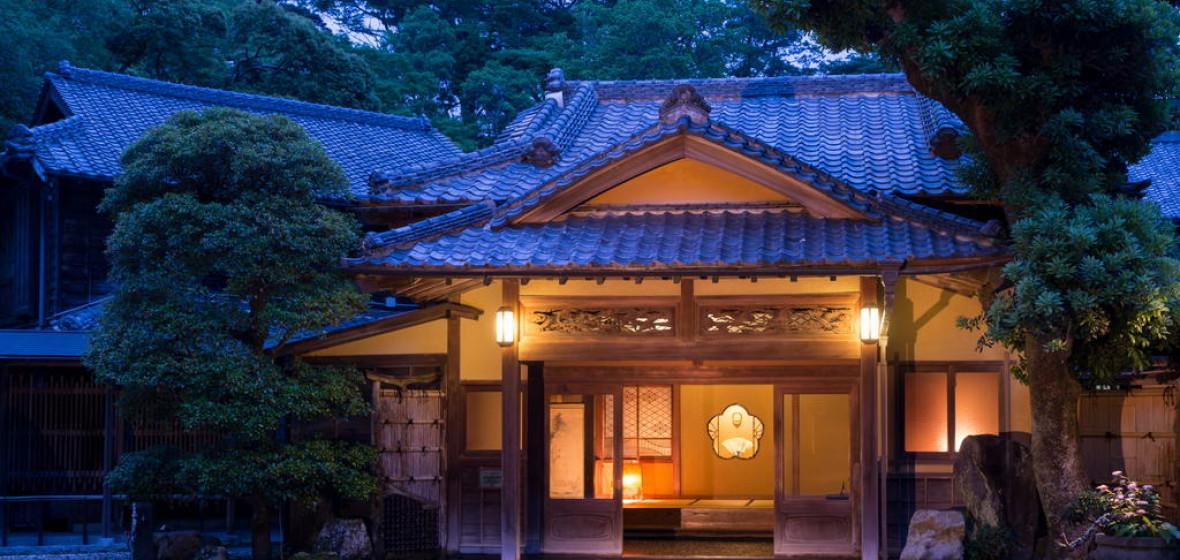 Photo of Japanese Cultural Property Ochiairo Murakami