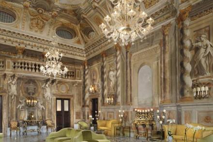 Grand Hotel Continental, Tuscany