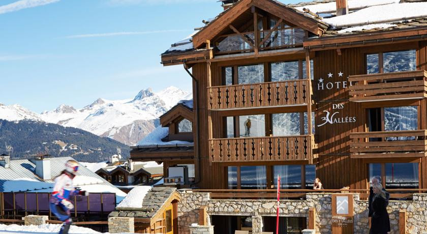 Photo of Hotel des Trois Vallees