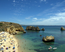 8 of the Best beach hotels in the Algarve