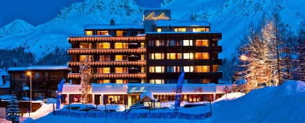 Arosa Kulm Hotel & Spa