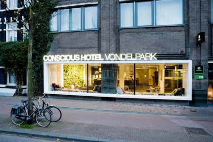 Conscious Hotel Vondelpark