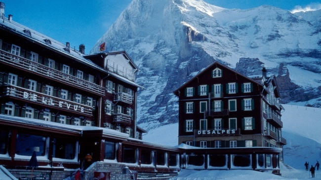 Photo of Hotel Bellevue des Alpes