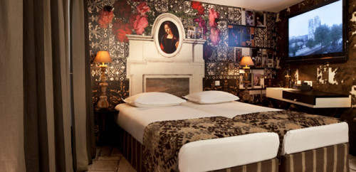Best hotels in the latin quarter paris paris the hotel for Hotel design paris 8