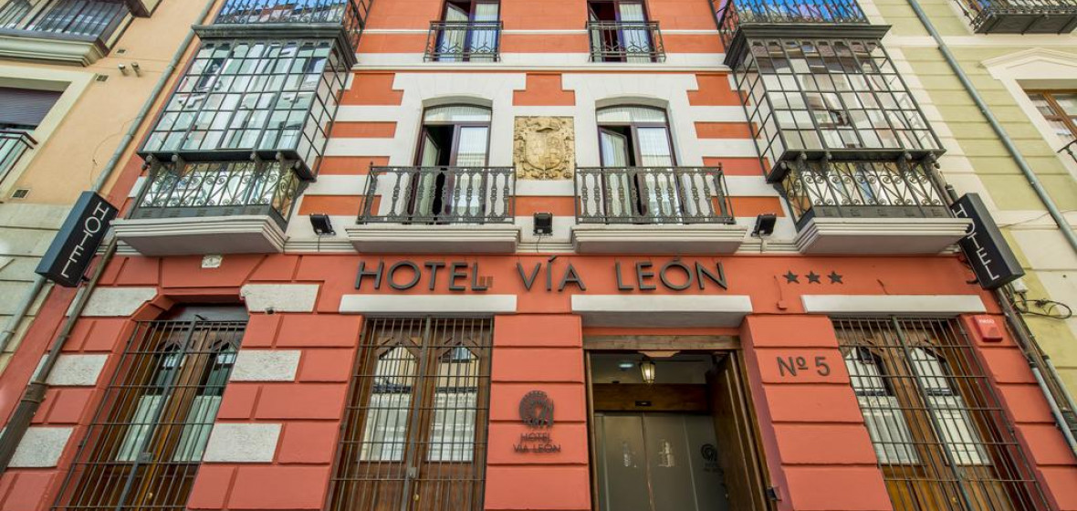 Photo of Hotel Via Leon
