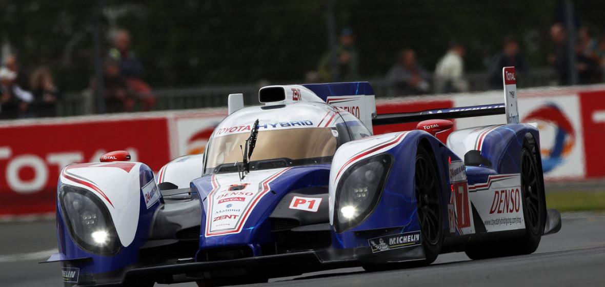 Photo of Le Mans