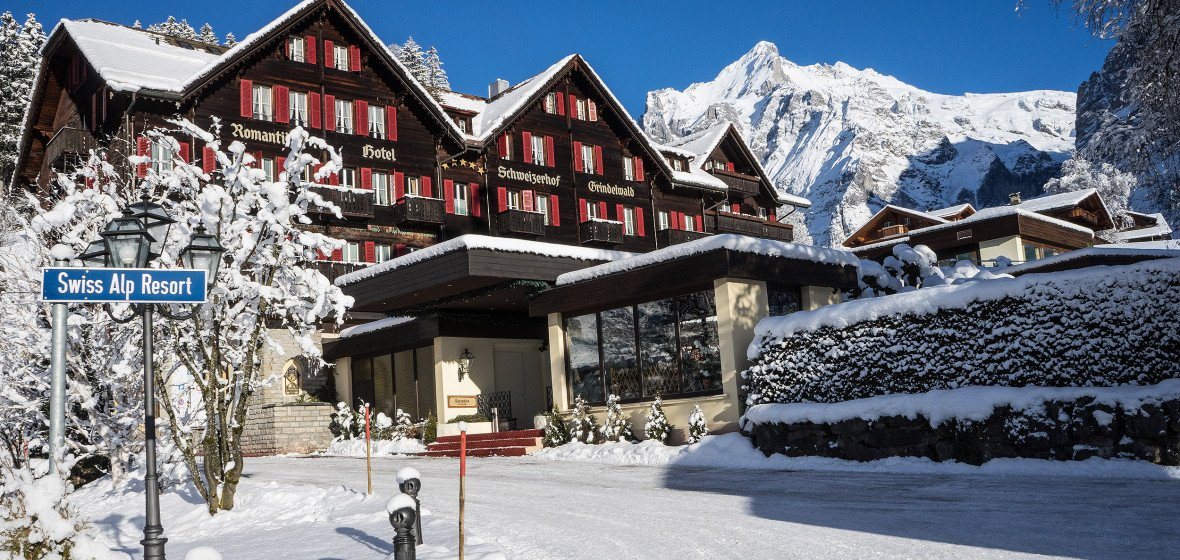 Photo of Romantik Hotel Schweizerhof Grindelwald