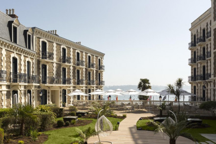 Hotel Barriere Le Grand