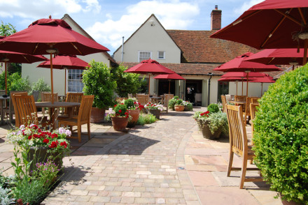 The Crown, Stoke by Nayland