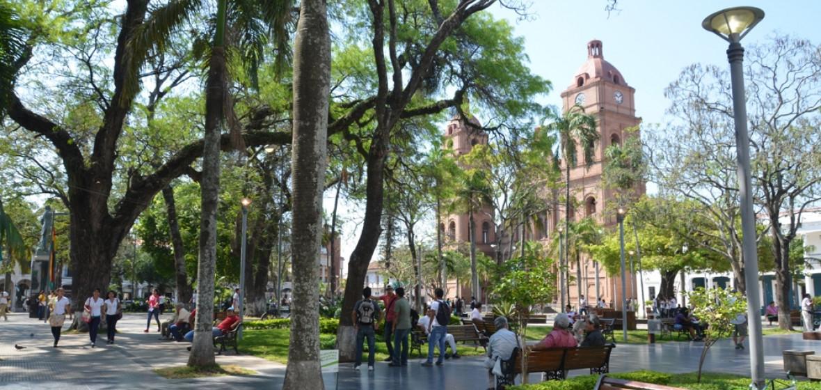 Photo of Santa Cruz de la Sierra