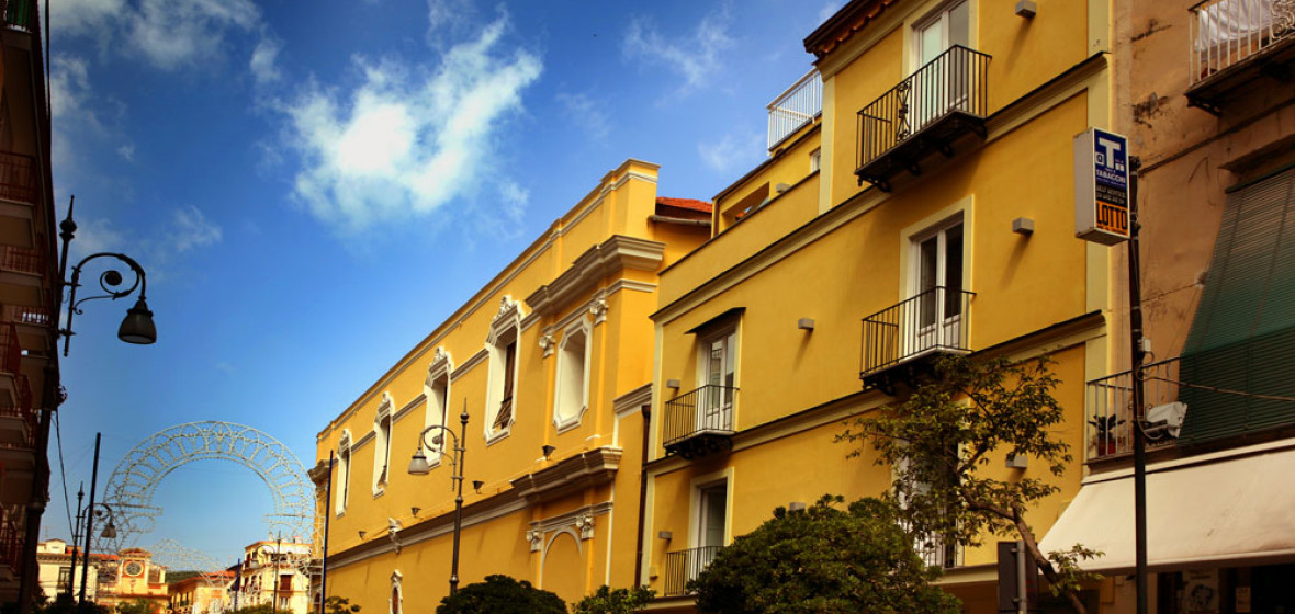 Palazzo Abagnale Sorrento Italy Discover Amp Book The